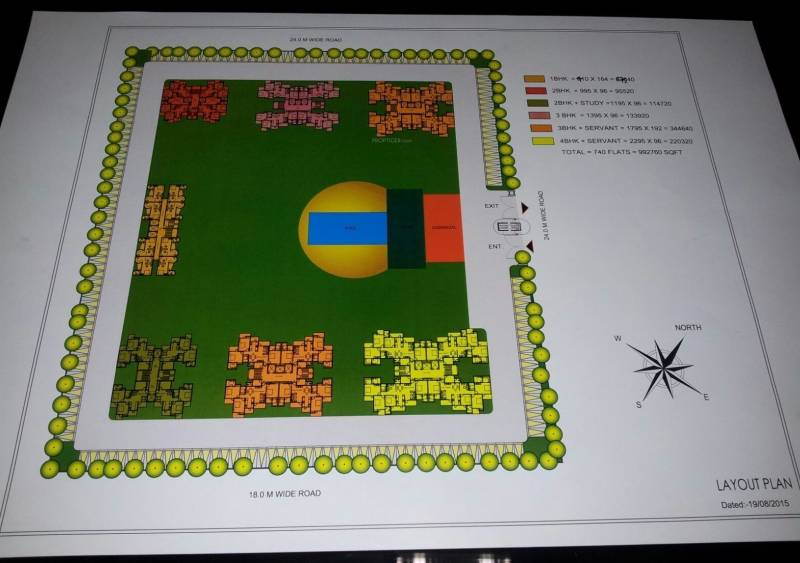 Images for Layout Plan of Anindya Studios