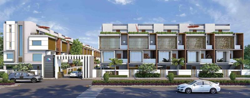 Images for Elevation of Narayan Celestia Villas