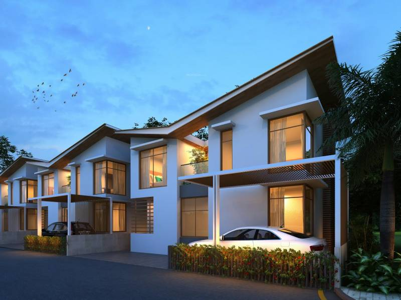 Images for Elevation of Nucleus Raymount Villas