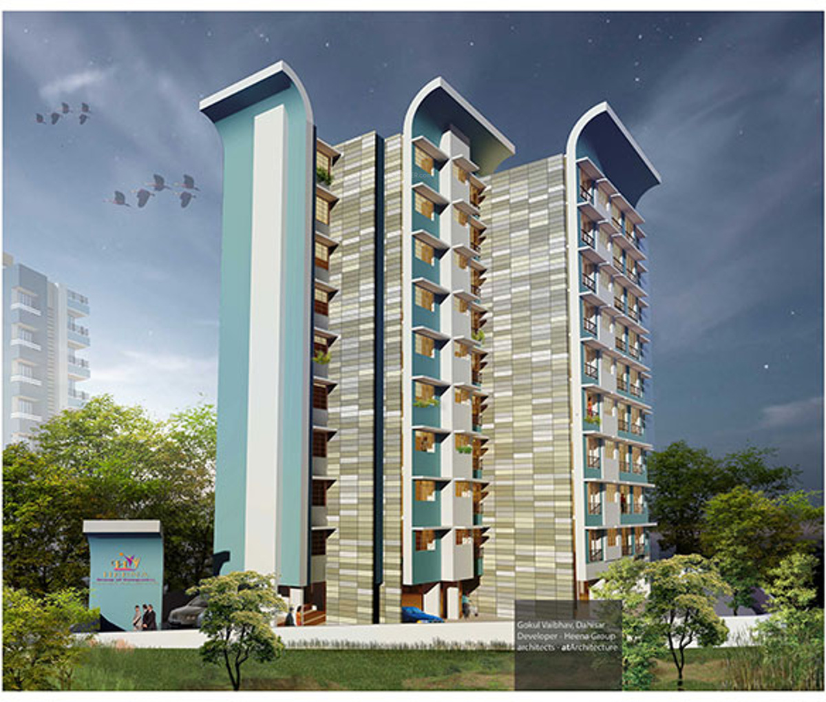 heena group of companies gokul vaibhav in dahisar mumbai price images for elevation of heena group of companies gokul vaibhav