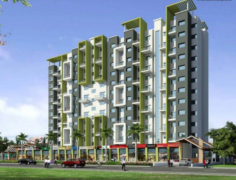 Images for Elevation of Shanti Developer Mumbai Shanti Niketan
