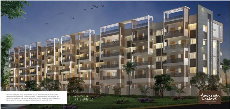 Images for Elevation of Lakshmi Aashraya Enclave
