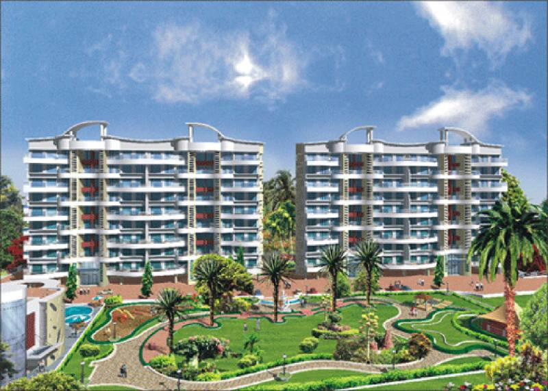 Images for Elevation of Supreme Palms Apartment