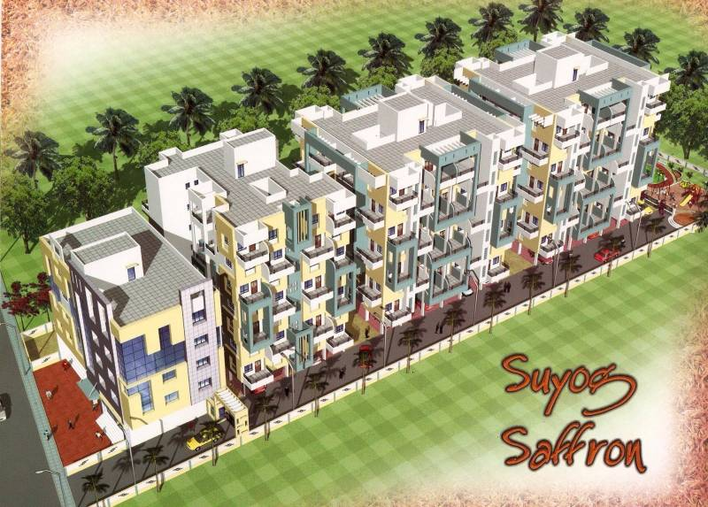 Images for Elevation of Suyog Saffron