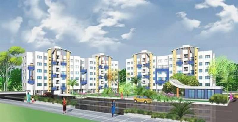 gulmohar-development paradise-homes Elevation