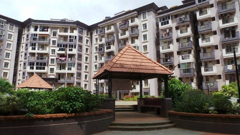 Images for Elevation of Vijaya Builders Bangalore Enclave