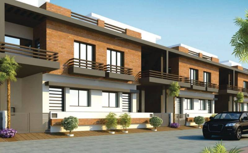 Images for Elevation of BR Siddharth Enclave Villas