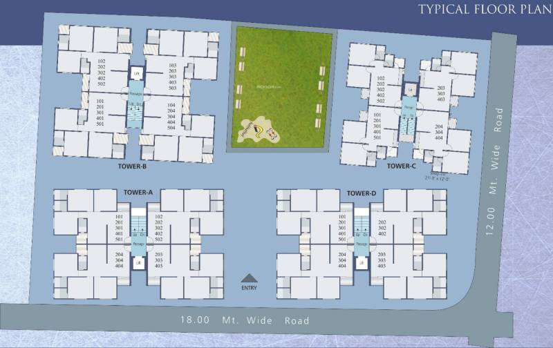 Images for Cluster Plan of Saral Life Arena