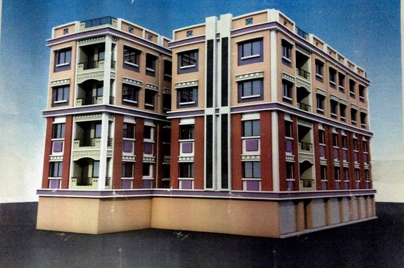 Images for Elevation of Suman Vivekananda Bhavan
