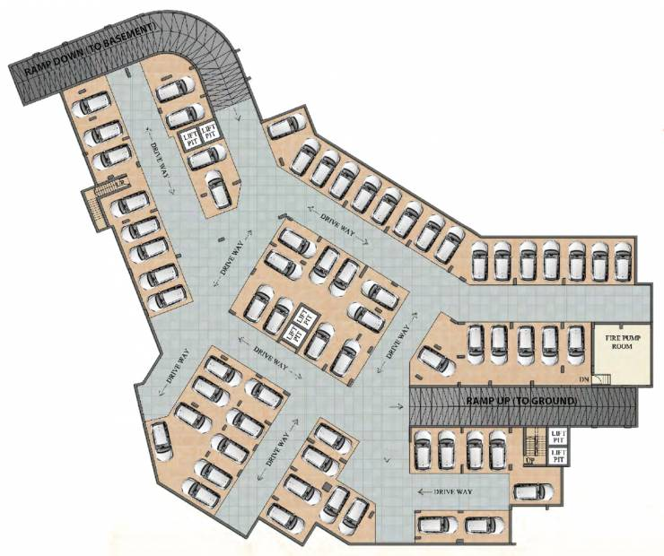 Images for Cluster Plan of Mani Shankhmani