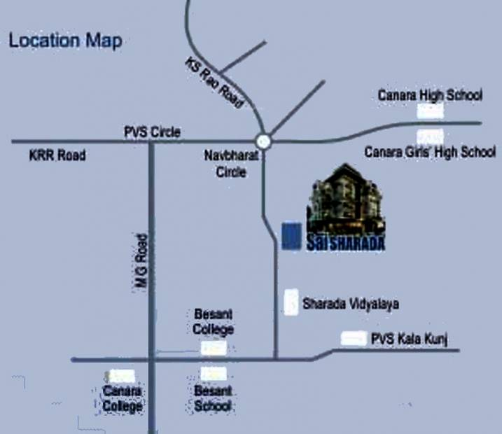 Images for Location Plan of GB Group Sai Sharada