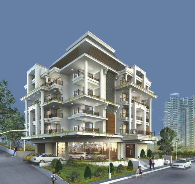 Images for Elevation of GB Group Sai Sharada