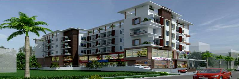 Images for Elevation of Ace Apple Mathura