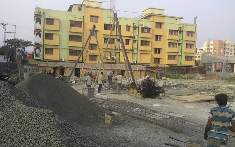 Images for Construction Status of Arch Starwood