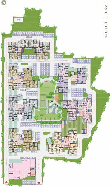 Images for Master Plan of Arch Starwood