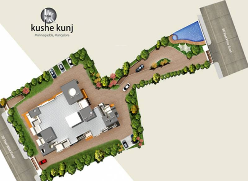 Images for Layout Plan of PVS Kushe Kunj