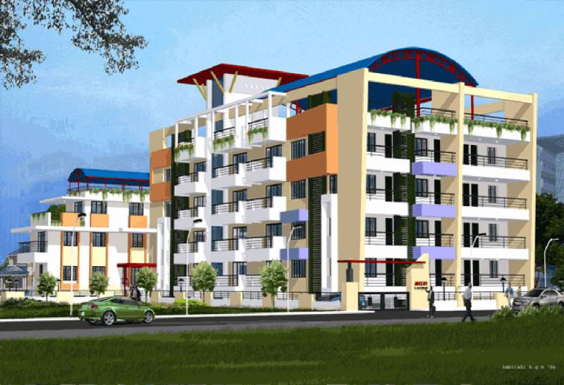 Images for Elevation of Rajkamal Misri Garden