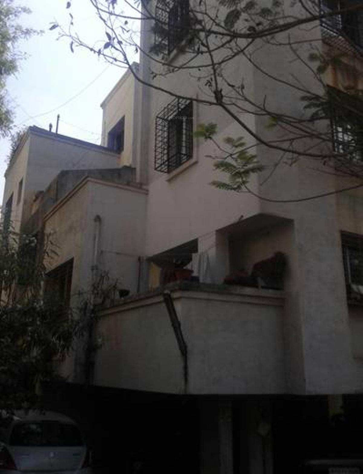 Kachare president terrace in kothrud pune price for Terrace elevation