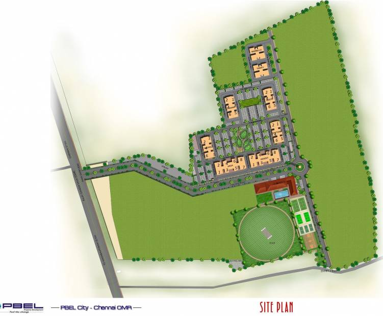 Images for Site Plan of Incor Siesta