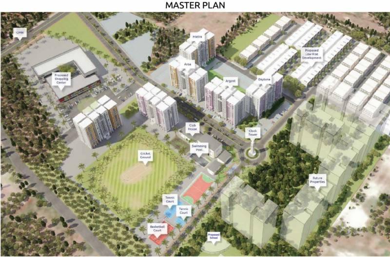 Images for Master Plan of PBEL Siesta