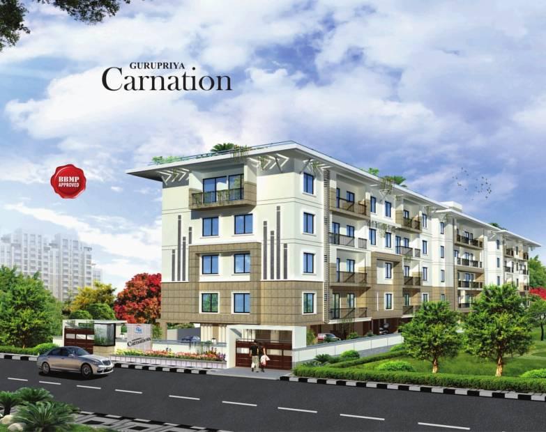 carnation Images for Elevation of Gurupriya Carnation