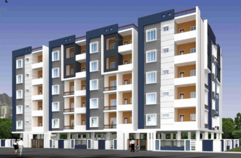sri-sai-sapphire Images for Elevation of Sai Builders Bangalore Sri Sai Sapphire