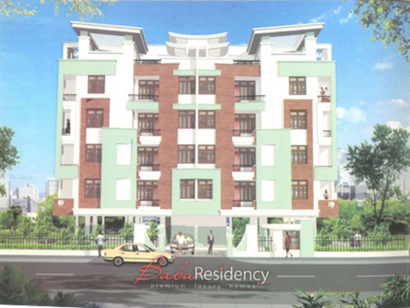 Images for Elevation of Shri Ram Constructions Baba Residency