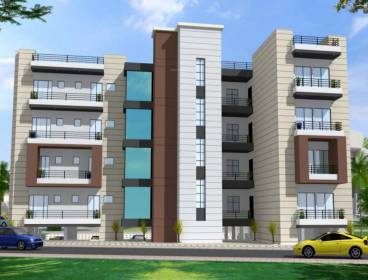 Images for Elevation of Gulmohar Infradevelopers Gulmohar Apartment