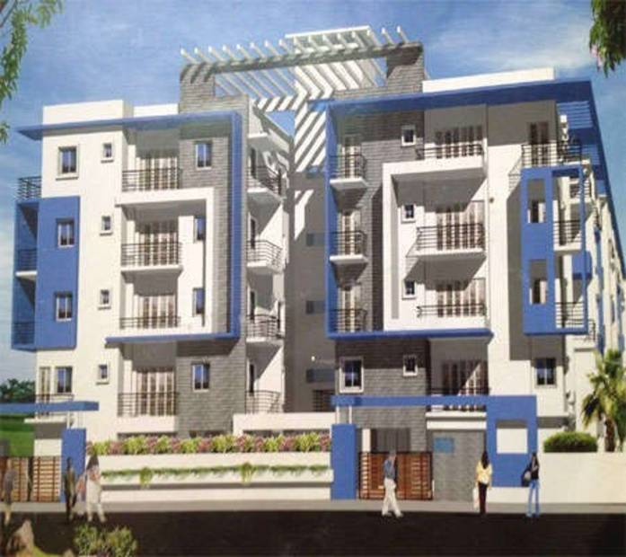 Images for Elevation of Sri Vinayaka Constructions SV Tejas Apartment