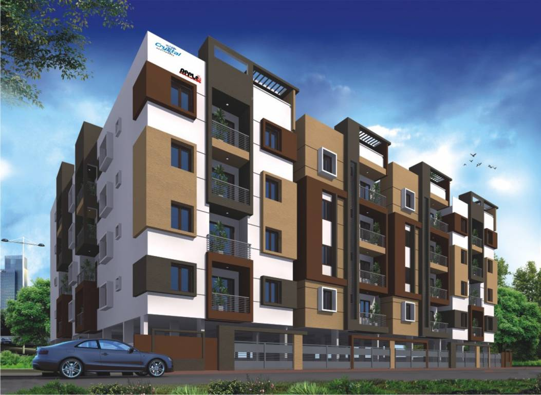Apple Crystal Apartments in Ramamurthy Nagar, Bangalore ...