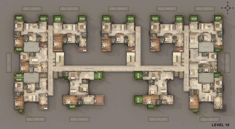 Images for Cluster Plan of Northstar District 1