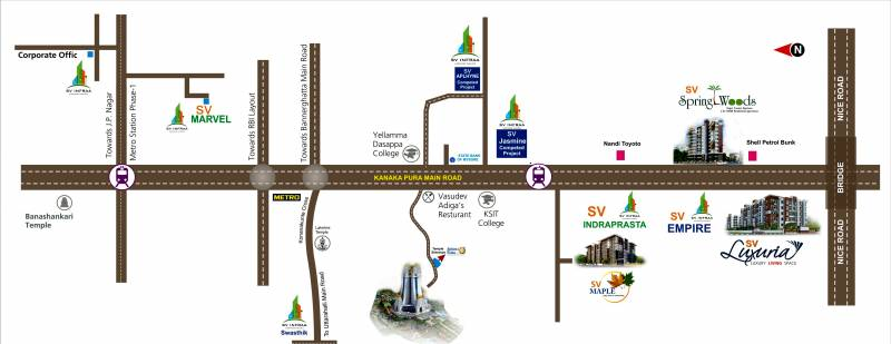 Images for Location Plan of SV Luxuria
