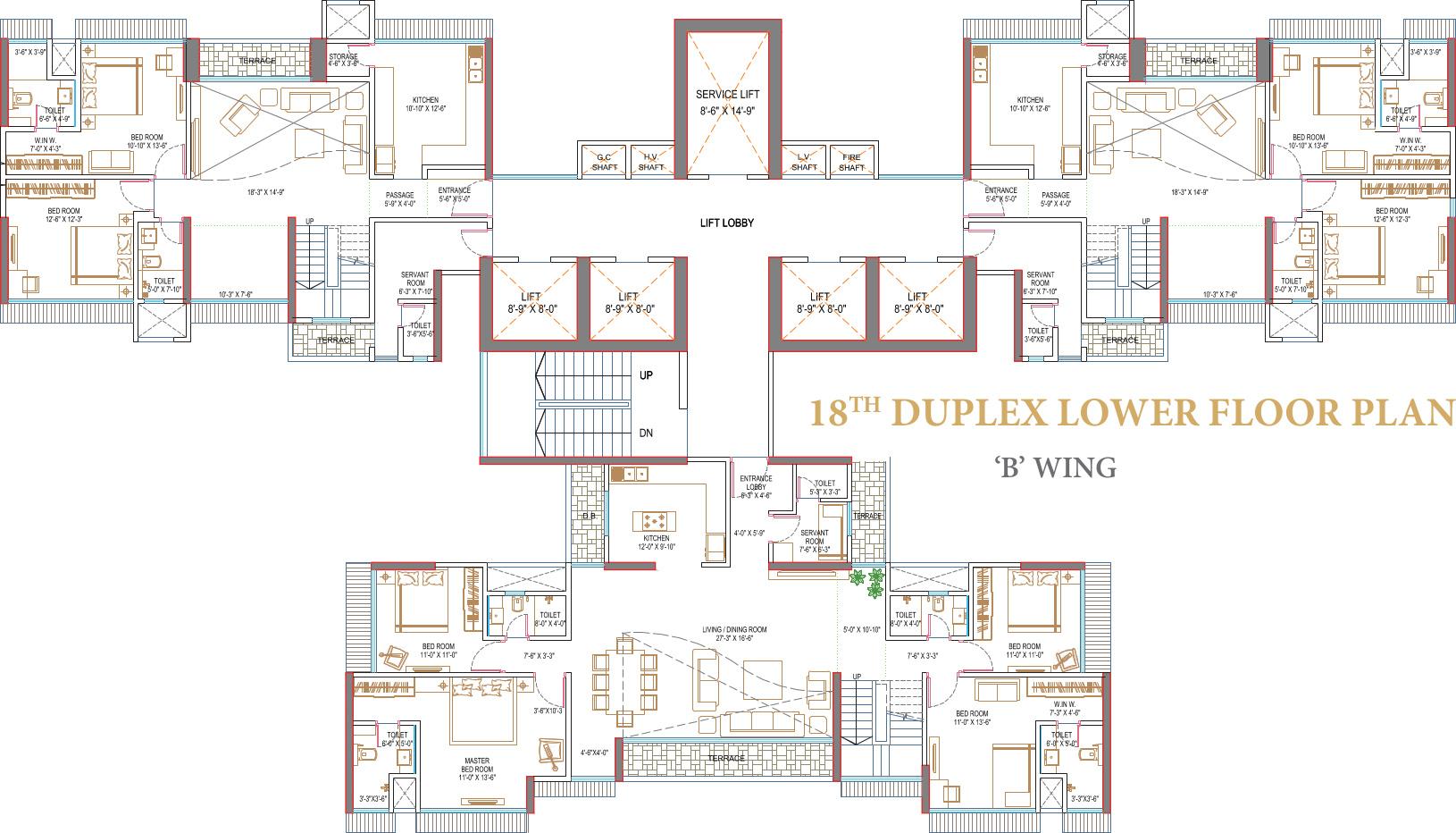 Luxor casino floor plan