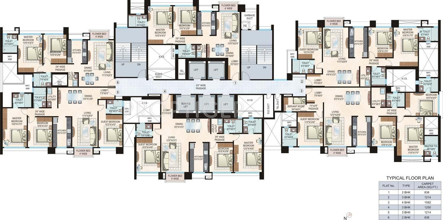 Modern Castle Floor Plans Thefloors Co