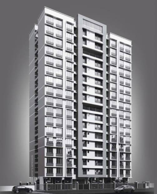 Images for Elevation of Platinum Tower 1