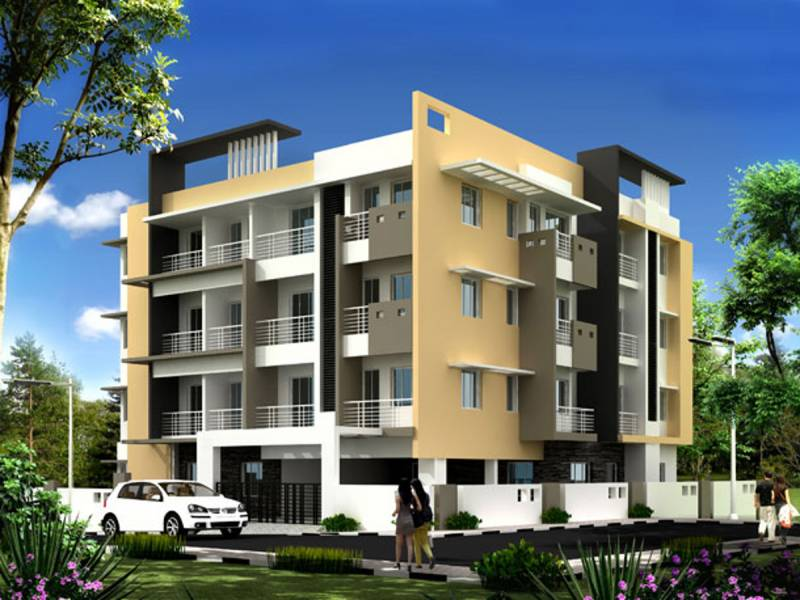 Images for Elevation of Apoorva Anoosha Residency