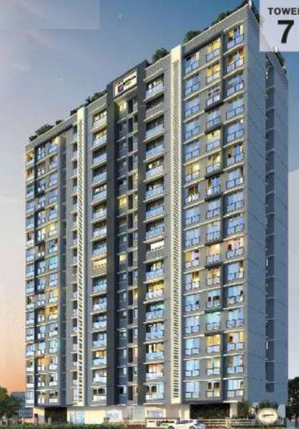 Images for Elevation of Platinum Tower 7