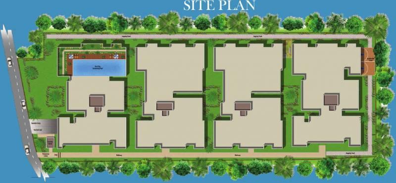 Images for Site Plan of RK Suraksha Suraksha Landmark