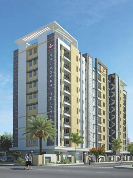 Images for Elevation of Shivgyan Heights