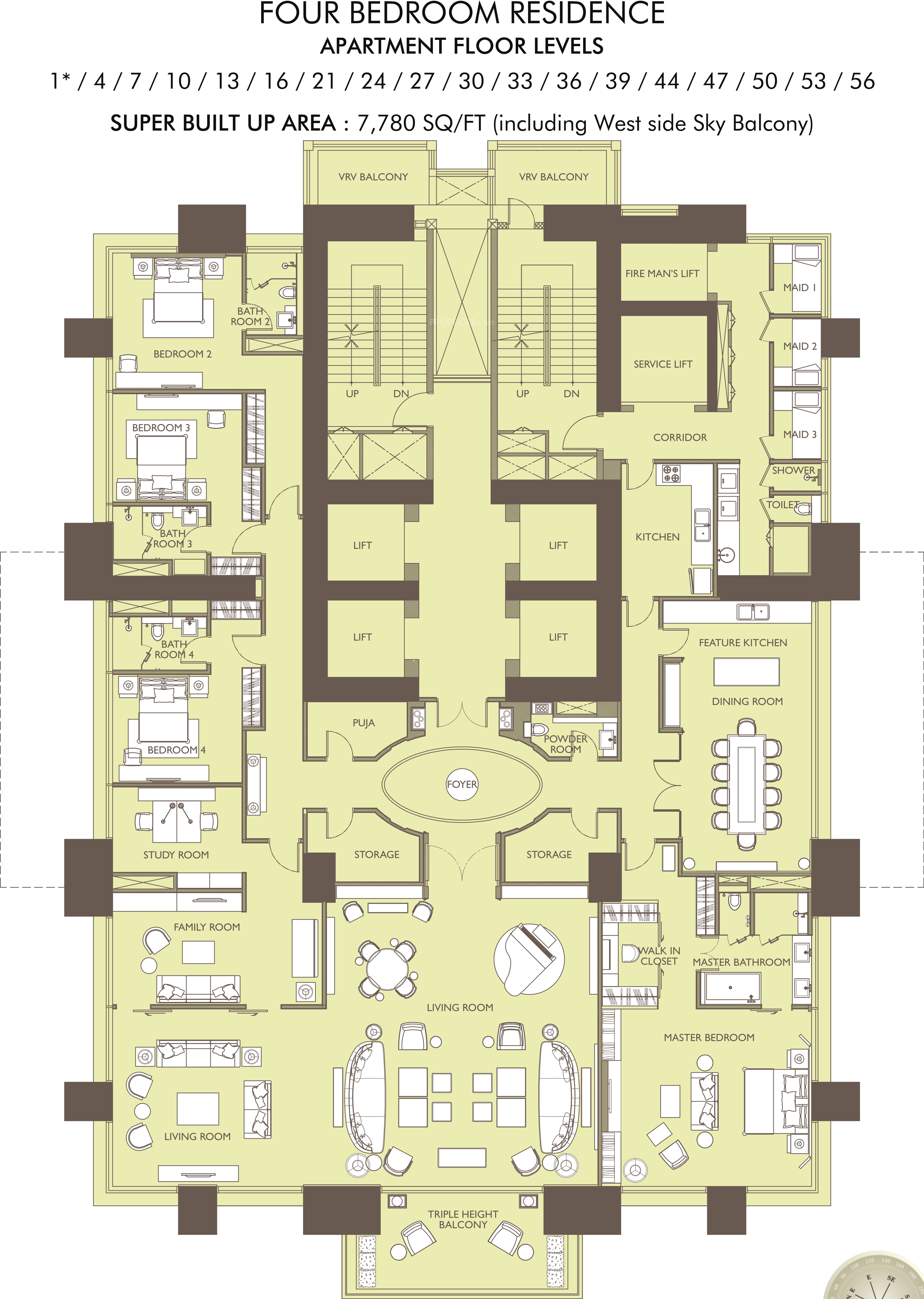 Mani The 42 In Elgin Kolkata Price Location Map Floor Plan Electrical Wiring Diagram India Residential As Well 2 Bedroom More Photos