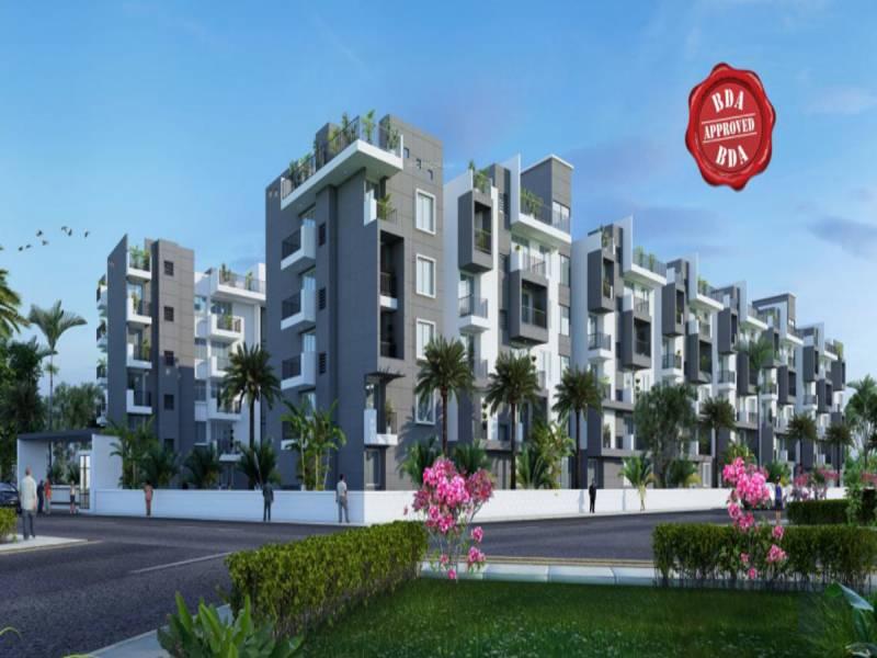 Images for Elevation of VijayaSri Eldorado