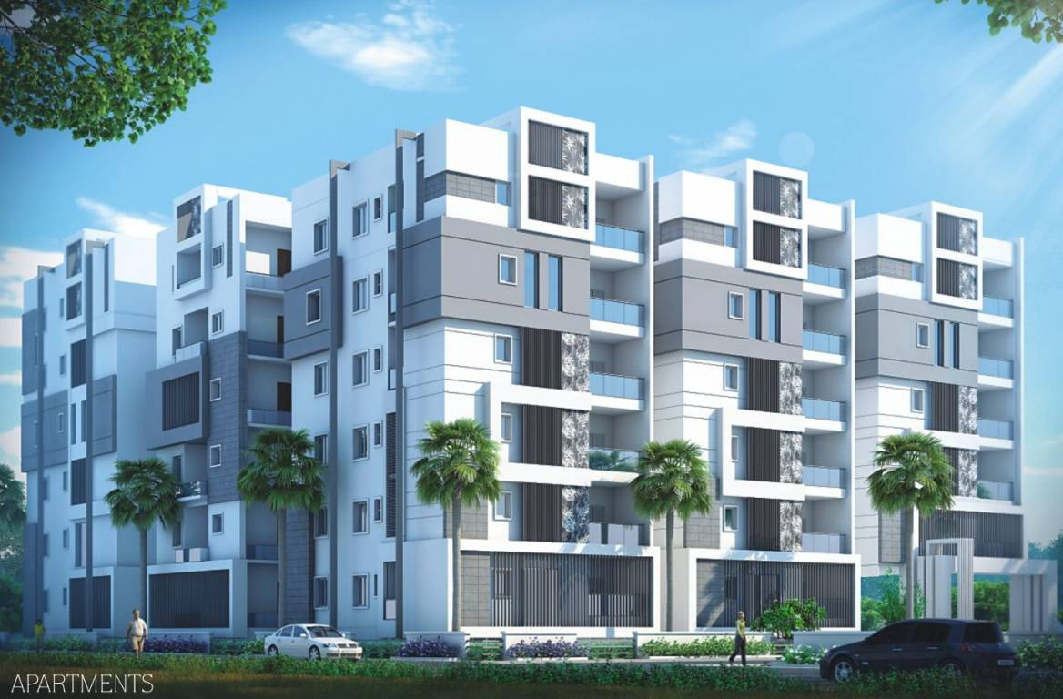 My MyPi Green Castle Apartments in Kompally, Hyderabad ...