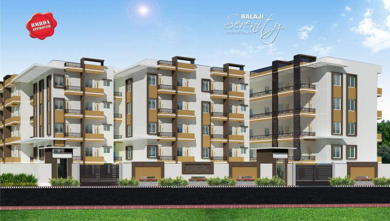 Images for Elevation of Balaji Serenity