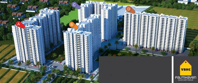 Images for Elevation of VBHC Palmhaven II
