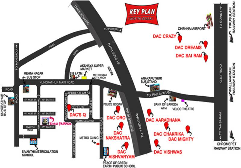 Images for Location Plan of Bhaveshwar Purva