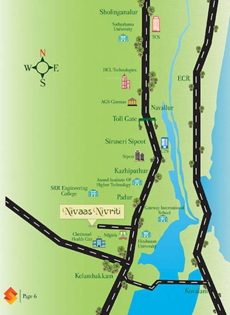 Images for Location Plan of Jansen Nivaas Nivriti