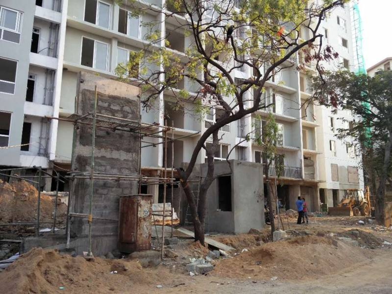 Images for Construction Status of Olympia Jayanthi Residences