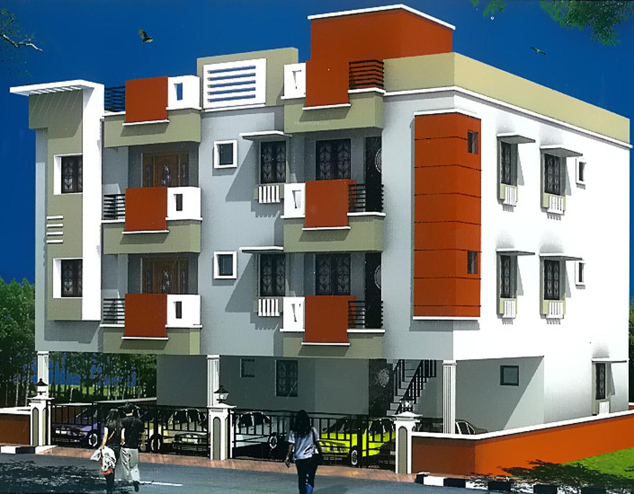 1148 sq ft 3 BHK 3T Apartment for Sale in Uniplus Sri ...