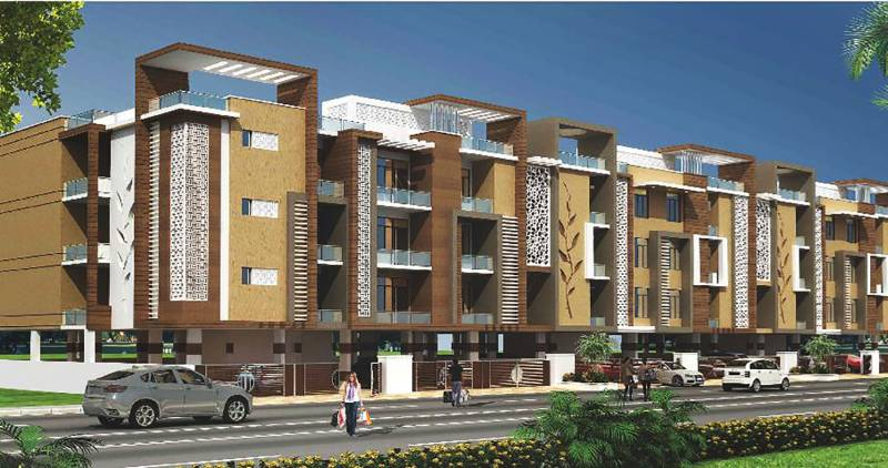 Images for Elevation of Aashish The Foresta