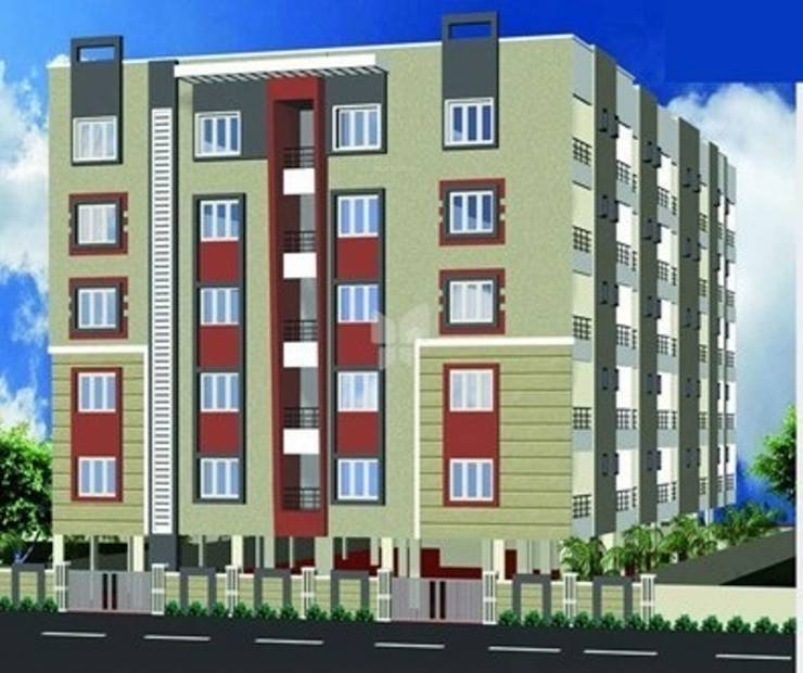 Images for Elevation of S And S Srikanth Enclave